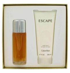 C.K. Set Escape W 100ml edp + 200ml BL