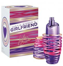 Justin Bieber Girlfriend W edp 100ml