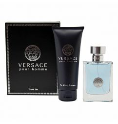Versace Set Pour Homme M 100ml edt + 100ml SG travel