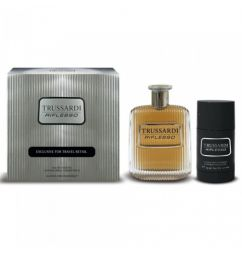 Trussardi Set Riflesso 2017 M 100ml edt + 75ml Stick