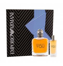 Armani Set Stronger With You 2017 M 50ml edt + 15ml edt
