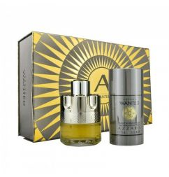 Azzaro Set Wanted 2016 M edt 50ml + 75ml STICK