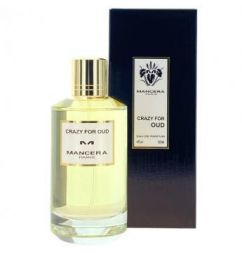 Mancera Crazy For Oud edp 120ml