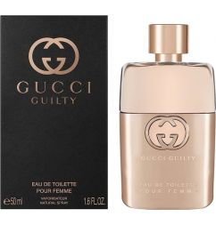 Gucci Guilty 2021 W edt 50ml