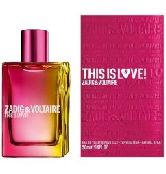 Zadig & Voltaire This Is Love for Her 2020 W edp 50ml